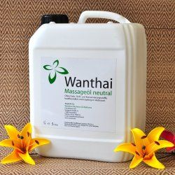 Wanthai massage oil