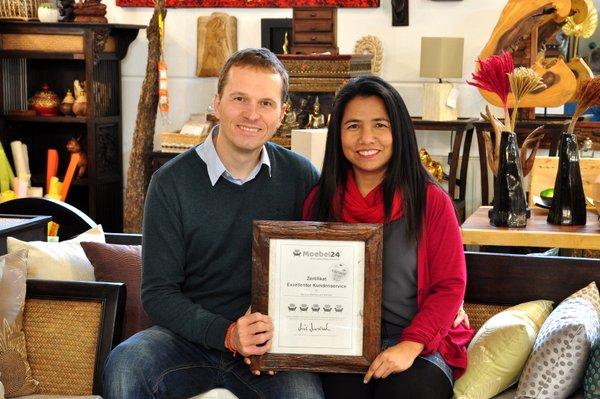 Wanthai Ist Top Shop Zertifiziert Bei Moebel24
