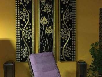 Ein Gemälde für Bodhi Thai Massage