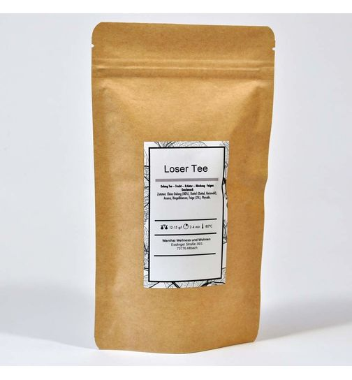 Oolong Lemon loser Tee 100g