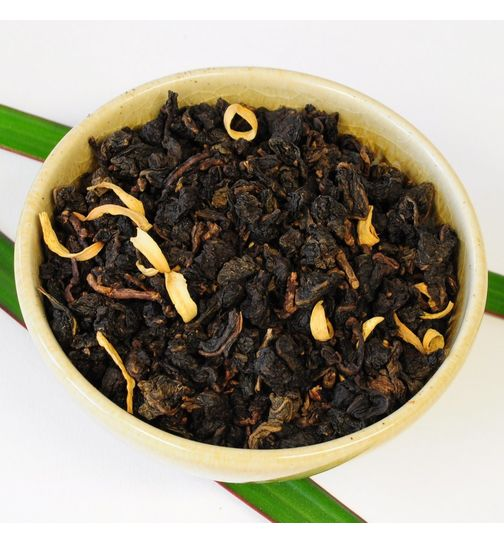 Oolong Orange Blossom loose tea