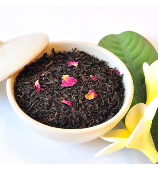 China Rose Tea black tea