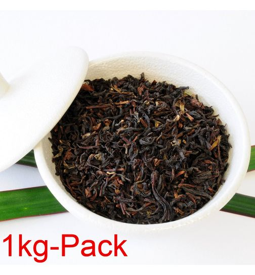 Darjeeling Schwarzer Tee TGFOP 1 Second Flush Margaret`s Hope 1kg