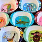 SuperSOSO! Babies Bowl various designs