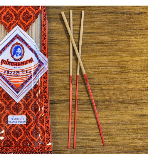 Incense sticks Noppamas Orange Jasmine 45g