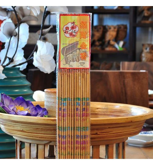 Incense sticks Japanese cherry gold small
