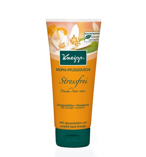 Kneipp shower 200ml stress-free aroma shower