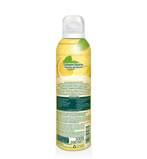 Kneipp foam shower 200ml moment of happiness