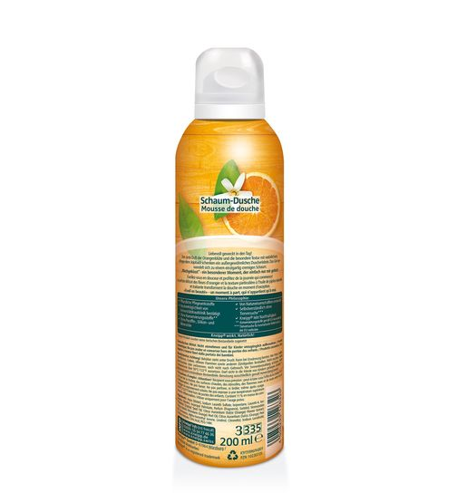 Kneipp foam shower 200ml kissed awake