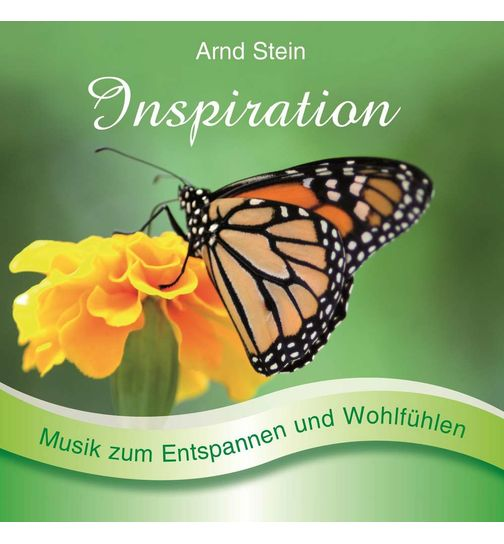 Inspiration CD Album Entspannungsmusik Massagemusik Original CD
