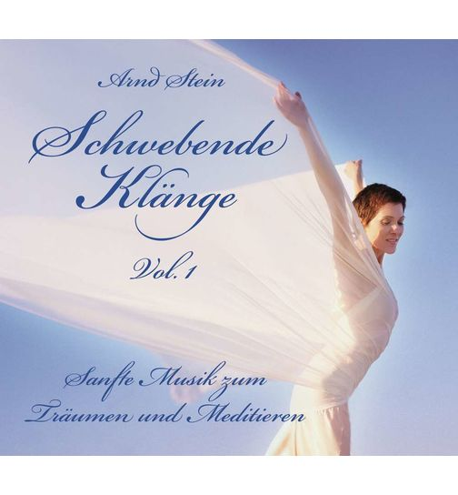 Schwebende Klänge Vol. 1 Massagemusik Original CD GEMA frei