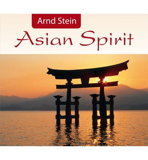 Asian Spirit CD Album Entspannungsmusik Massagemusik GEMA frei