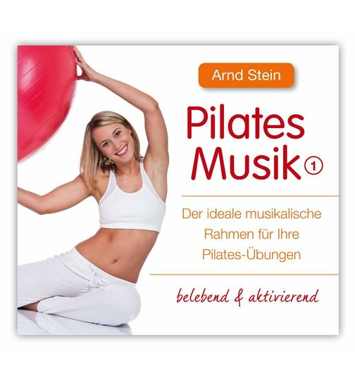 Pilates music 1 CD album relaxation music massage music GEMA free
