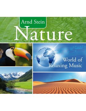 Nature Relaxing Music CD Album Massagemusik Original CD