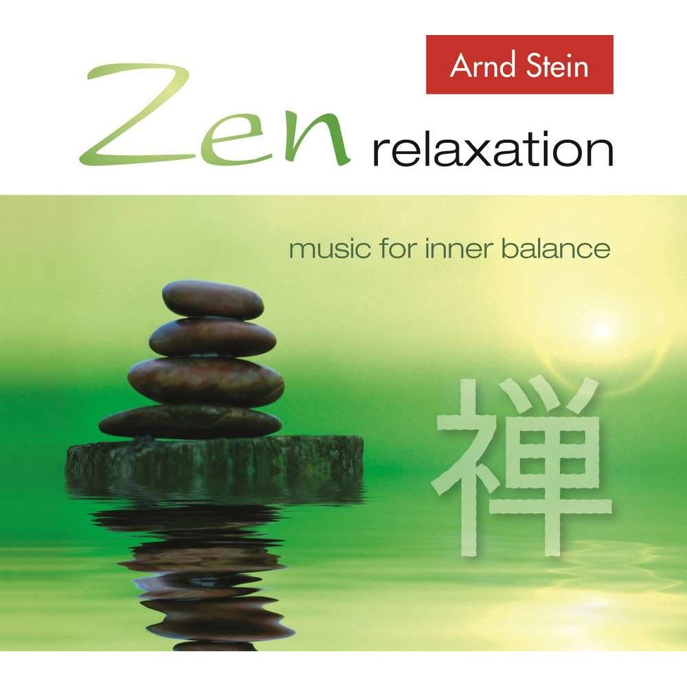 zen relaxation music for inner balance cd album massagemusik original cd. Black Bedroom Furniture Sets. Home Design Ideas