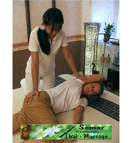 Thai massage full body 1 hour in Leonberg voucher