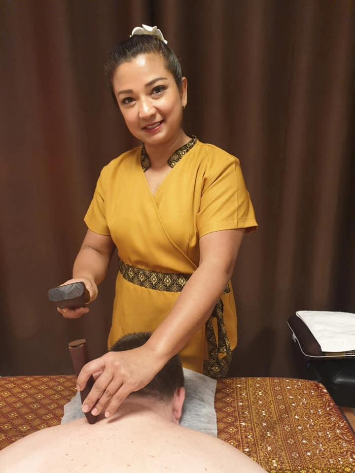 Dok Sen Massage Hölzer - Thaimassage Mössingen