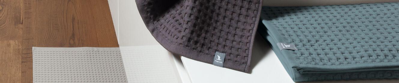 Handtücher günstig kaufen, Von flauschig voluminös |br|bis luftig leicht - Das Beste von Möve.