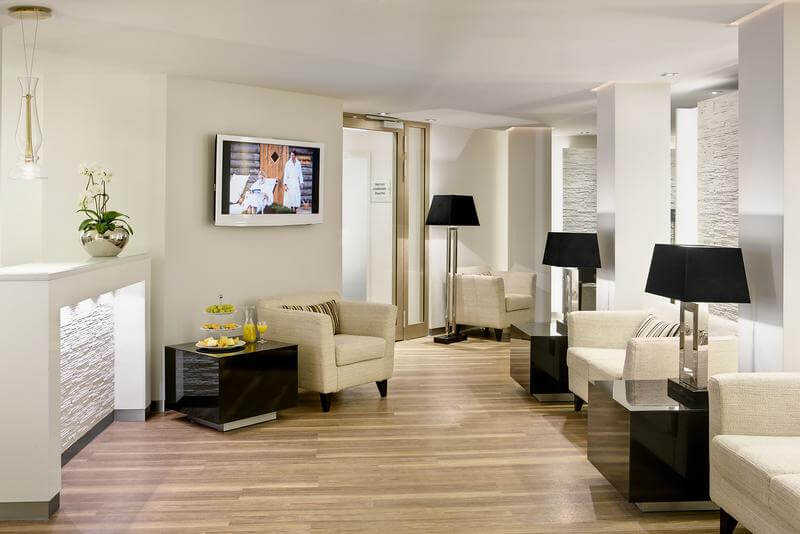 Welcome Hotel Arolsen Spa Empfang