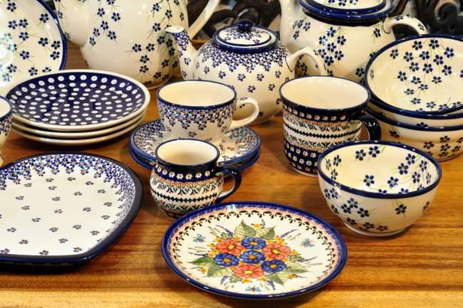 Was ist das Besondere an der Bunzlauer Keramik? Jetzt bei Wanthai.de kaufen!