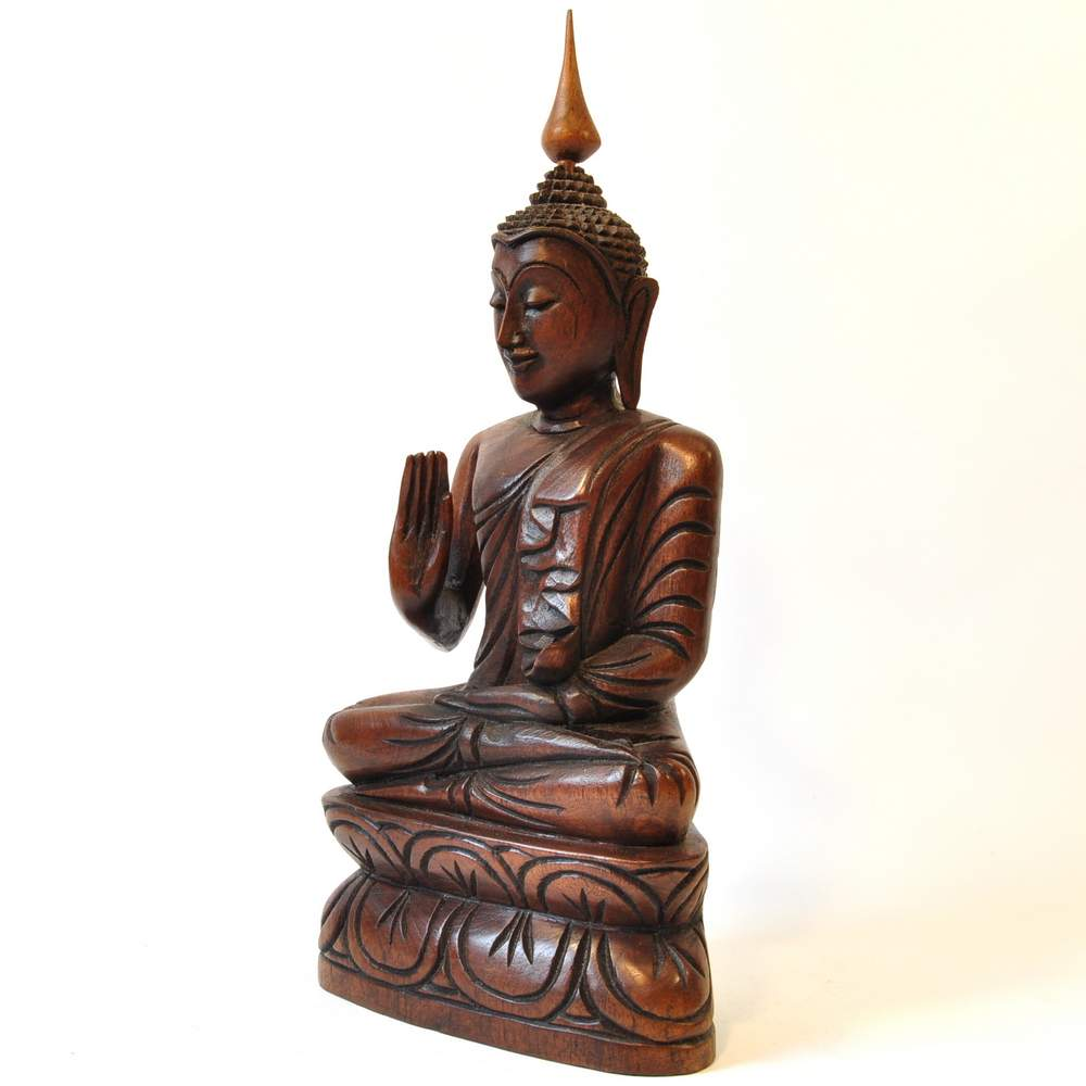 buddha statuen original aus thailand kaufen. Black Bedroom Furniture Sets. Home Design Ideas