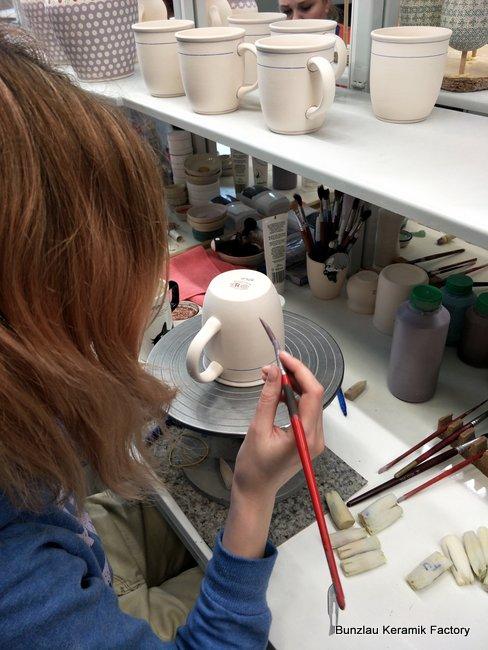 Schöne Bunzlauer Keramik. Jetzt bei Wanthai.de kaufen!