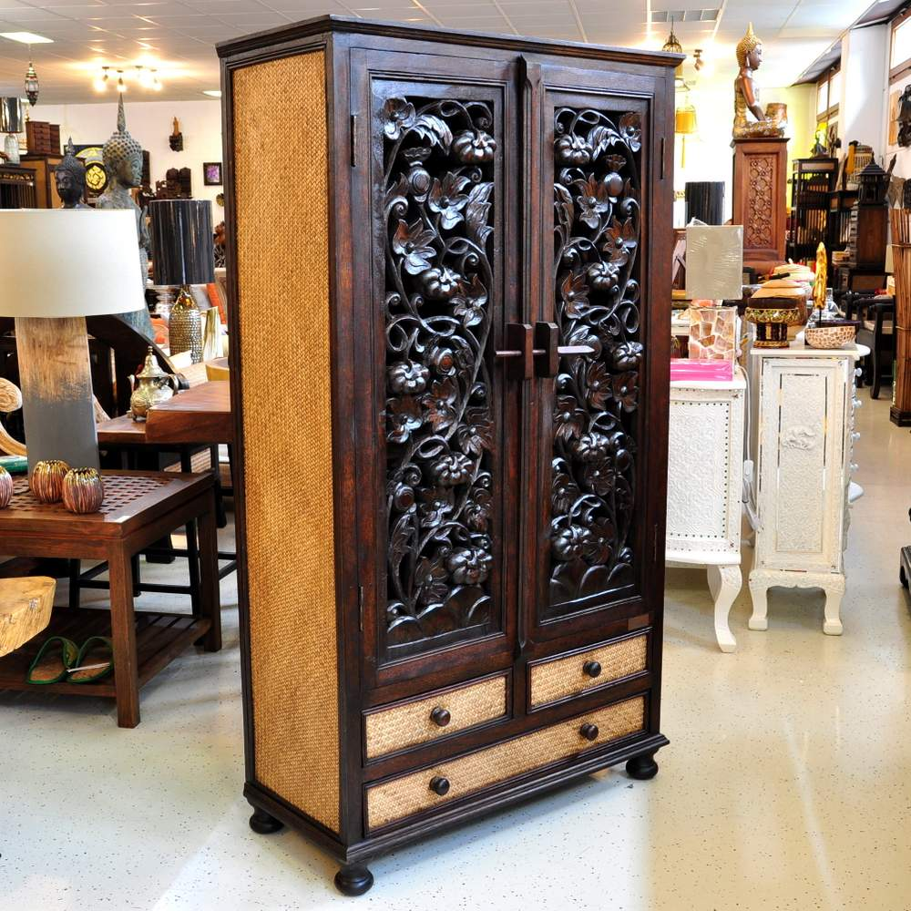 Buy Thai dressers and cabinets from Thailand - Thailand Shop near Altbach bei Esslingen